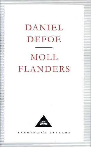 Moll Flanders (Everyman's Library Classics)