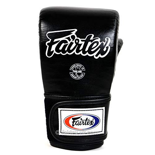 Fairtex TGT7 Cross-Trainer Bag Gloves (Black, L) JC Fairtex