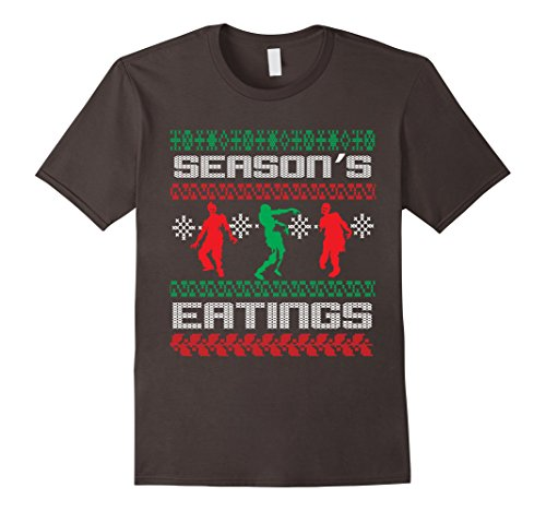 Ugly Christmas Sweater Dead Zombie
