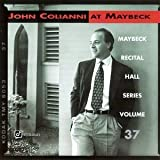 Live at Maybeck 37 by John Colianni