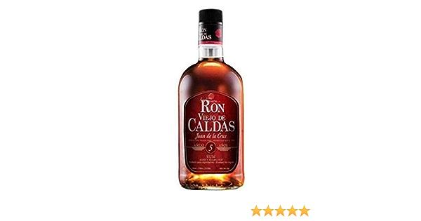 Viejo De Caldas 5 Years Old - Ron, 700 ml