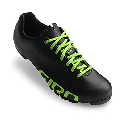 Giro Men's Empire VR90 Mnt Bike Shoe (Black/Lime, 39)