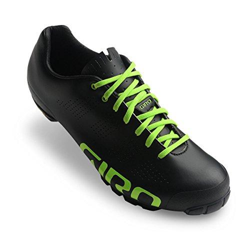Giro Empire VR90 - Zapatillas ciclismo carretera para hombre - rojo/negro 2015 multicolor