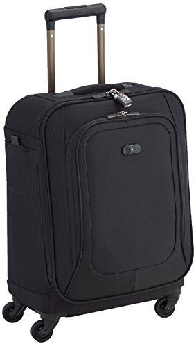 Victorinox Lightweight Carry On (Victorinox Hybri-Lite 20 Global Carry-On, Black, One Size)