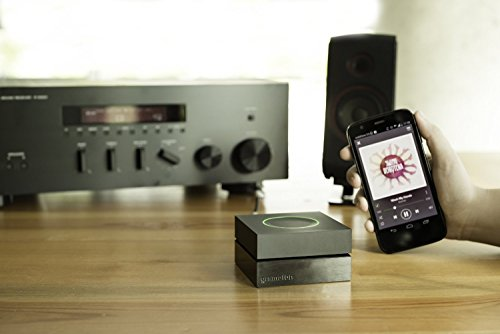 Gramofon Wifi Music Player For Your Speakers Featuring
