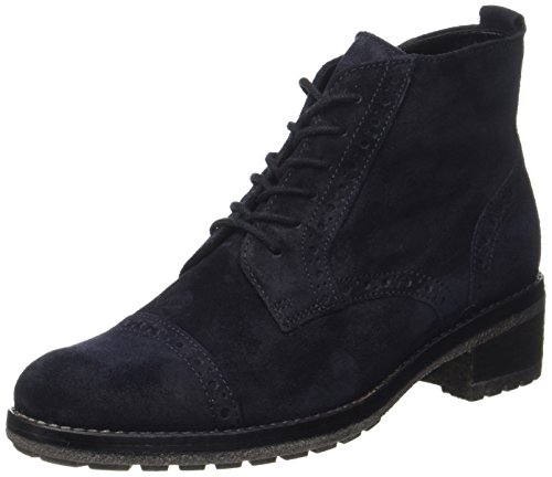 Gabor 16 Fashion Femme Pazifik Gabor Bleu Bottes Shoes qSpUrq1