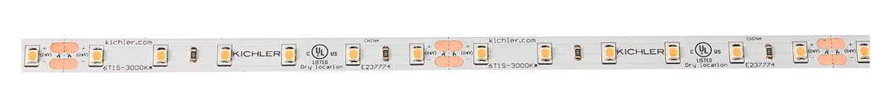 24V Stnd Dry 5000K Led Tape 16 by Kichler