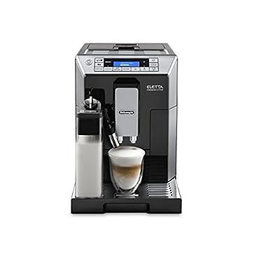 DeLonghi Eletta Cappuccino Espresso Maker (ECAM45760B)