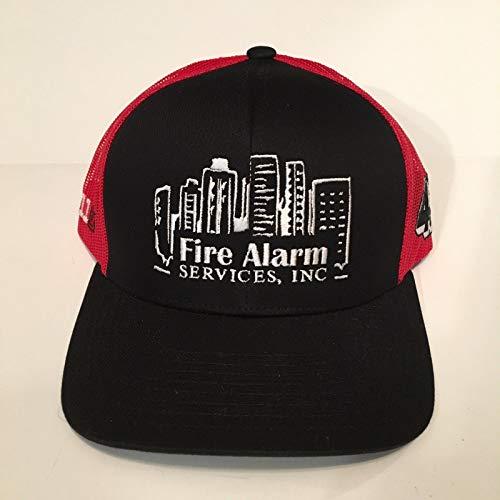 2018 John Hunter Nemechek 5.11 Pit Crew Hat Fire Alarm Services Nascar Ganassi Chevy Xfinity Series