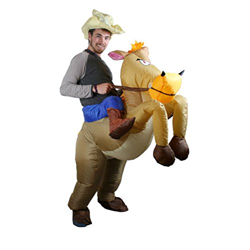 Harry (Riding A Horse Costumes)