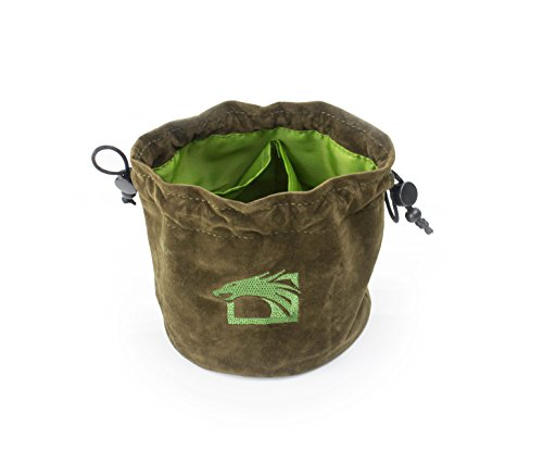 Dragons Play Green Dice Bag