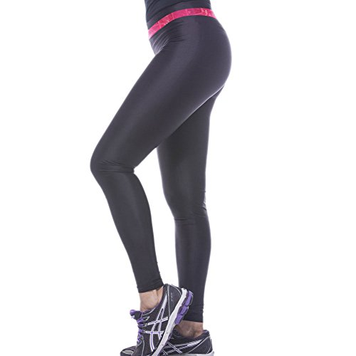 Pinkyee Mujer Yoga Workout Pants Diamond