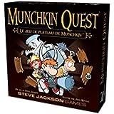 Asmodee UBIMQ01 - Munchkin Quest - Jeu de Société