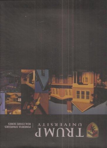 Trump University: Powerful Strategies, Real Estate Series - 1 DVD Plus 5 Paperback Books in Clamshell Box Pdf