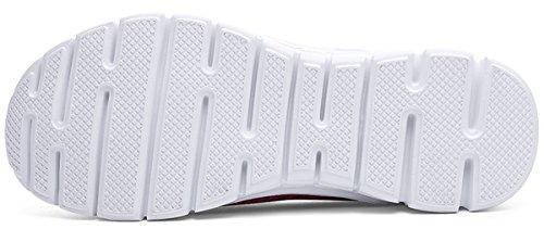 on Slip Sneakers 2 JOOMRA 45 35 Halbschuhe Dunkelgrau Damen 14w7gqZB