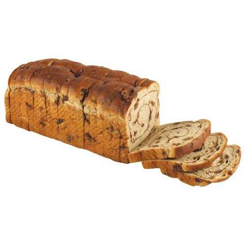 European Bakers Cinnamon Raisin Bread, 28.5 Ounce -- 10 per case.