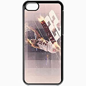 Personalized Case For HTC One M8 Cover Cell phone Skin 14794 bulls wp 45 sm Black