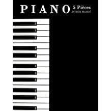 Piano: 5 Pièces (French Edition)
