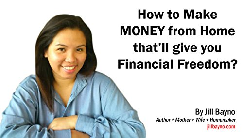 How to Make Money from Home that'll Give you Financial Freedom (Financial Help For Stay At Home Moms)