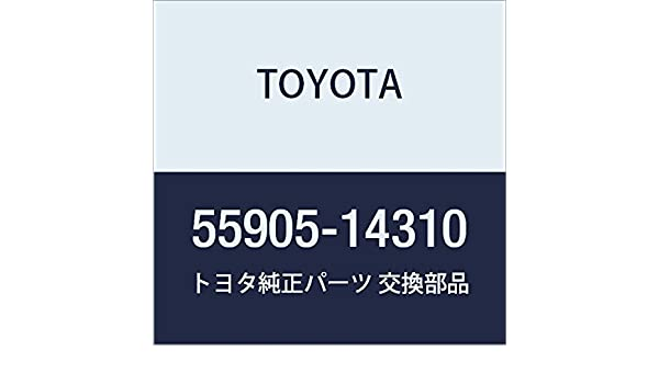 Toyota 55905-14310 Heater Control Knob