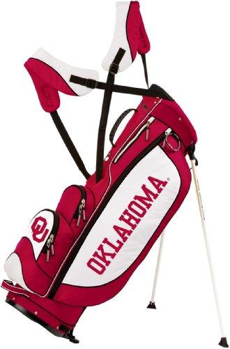 Sun Mountain Three 5 NCAA Collegiate Golf Stand Bag - Oklahoma