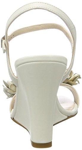 BENNETT LK Cream Multicolore Zeppa Gold con Catherine Sandali Donna 4RRUqfg