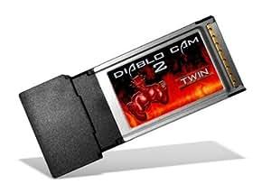 Duolabs Diablo Cam 2 Twin - Lectores de tarjetas ISO (2 unidades) (importado)