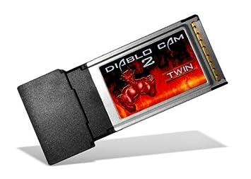 Duolabs Diablo Cam 2 Twin - Lectores de tarjetas ISO (2 ...