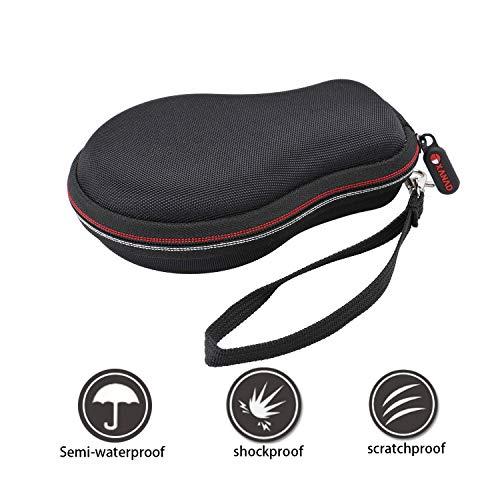XANAD Hard Case for JBL Clip 2 or JBL Clip 3 or JBL Clip+ Speaker - Storage Protective Travel Carrying Bag