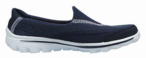Skechers 13590 - Mocasines de tela Mujer azul - Navy