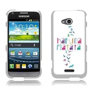 Quaroth - Fincibo (TM) Samsung Gogh Galaxy Victory 4G LTE L300 Protector Hard Snap On Crystal Cover Case - Freedom Hakuna...