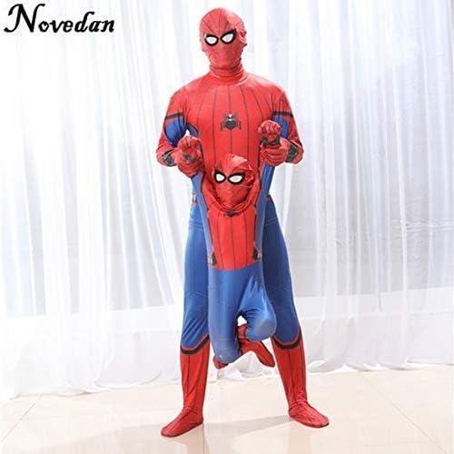 Desconocido Homecoming - Disfraz de Spiderman para niños y niñas ...
