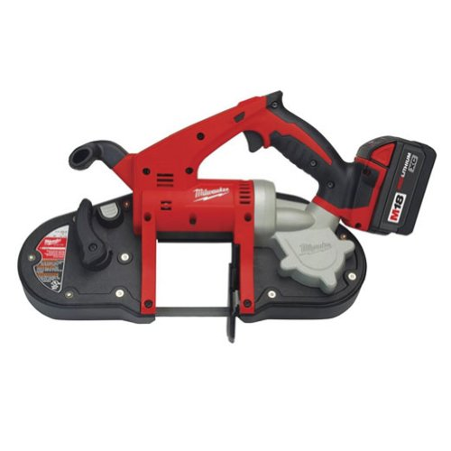 Milwaukee 2629-22 M18 18-Volt Cordless Band Saw Kit by Milwaukee