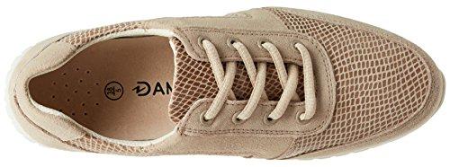 Pastel Damart Sneaker Baskets Donna Beige Amortyl Femme Beige 02019 qZx1B7