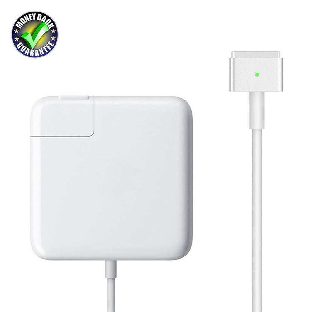 Mac Book Pro Charger,Peplacement for MacBook Pro Charger with 13 Inch Retina Display Ac 60W Magsafe 2 Power Adapter by SorsnA