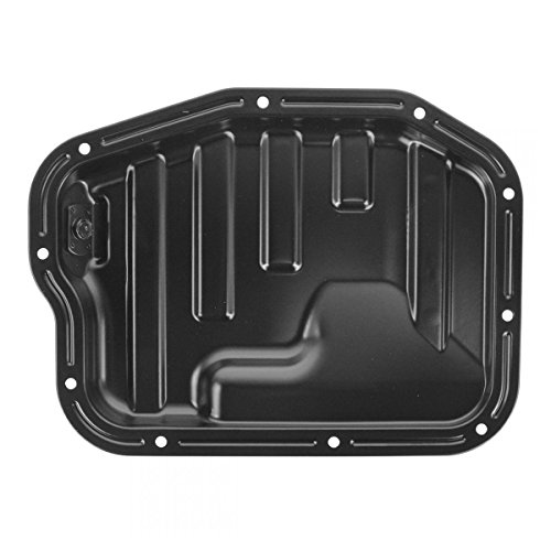Nissan Altima Oil Pan - Engine Oil Pan Steel Lower for 02-06 Nissan Altima Sentra