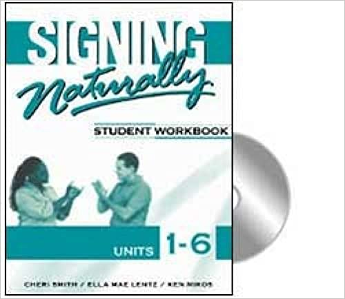 Amazon signing naturally student workbook units 1 6 book signing naturally student workbook units 1 6 book dvds student workbook edition fandeluxe