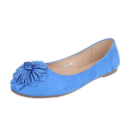 Azul Ital Design Cerrado Azul Cerrado Mujer Mujer Ital Design Ital dz7qwdB