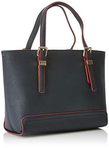Small Tote Honey Paint Tommy Red Donna Blu Tommy Borse Tote Hilfiger Navy qwfWT5XE