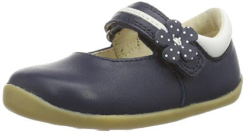Bobux 460692 Mädchen Geschlossene Ballerinas Blau (Navy)