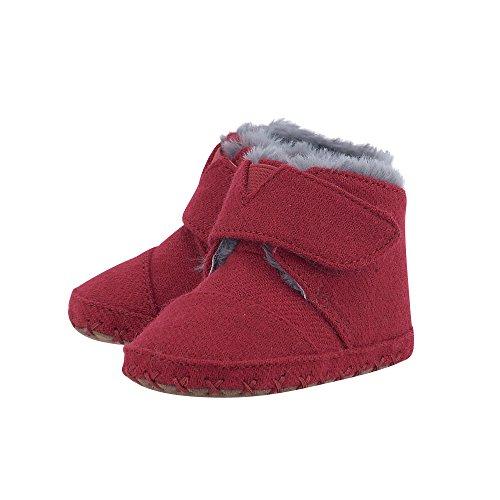 Felt Baby Shoes - 5