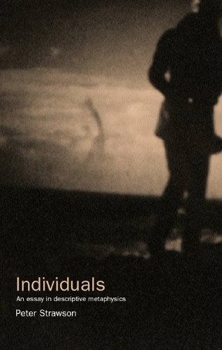 Individuals (University Paperbacks; Up)