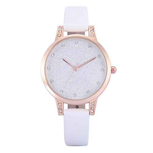 Juicy Couture Women's White Gold Silicone Strap Watch - 9