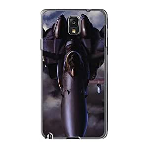 BIm417cRTR TianMao Awesome Case Cover Compatible With Galaxy Note 3 - Aircrafts Iii