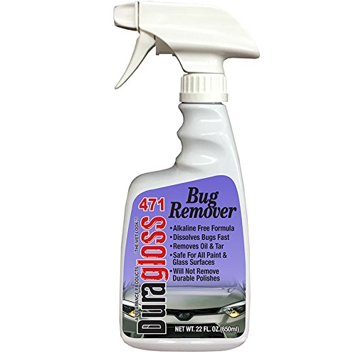Duragloss 471 Automotive Bug Remover - 22 oz.