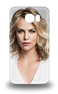 Galaxy Anti Scratch 3D PC Case Cover Protective Charlize Theron American Female Charlie Monster Hancock 3D PC Case For Galaxy S6 ( Custom Picture iPhone 6, iPhone 6 PLUS, iPhone 5, iPhone 5S, iPhone 5C, iPhone 4, iPhone 4S,Galaxy S6,Galaxy S5,Galaxy S4,Galaxy S3,Note 3,iPad Mini-Mini 2,iPad Air )