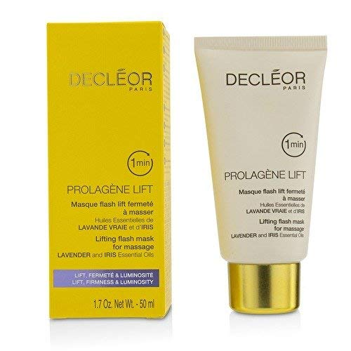 Decleor Prolagene Lift Lavender and Iris Lifting Flash Mask, 1.7 Ounce