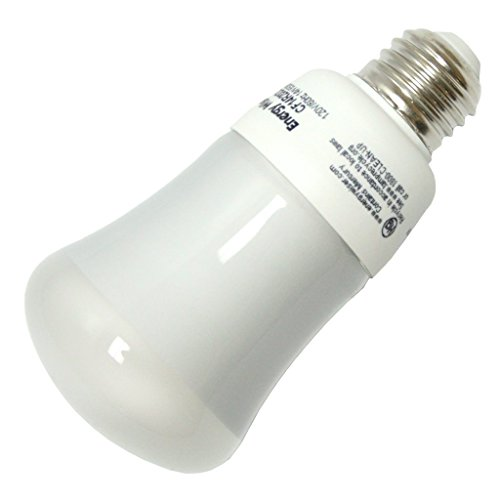 Bulbrite CF14R20DL 14W 50W Equivalent Energy Efficient Compact Fluorescent R20 Reflector Light, Daylight ()