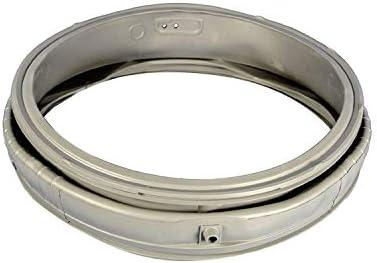 Lifetime Appliance MDS47123605 Door Gasket Boot Seal Diaphragm for LG Washer