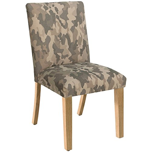 Skyline Fabric Chair (Skyline Furniture Dining Chair in Guardian Mineral)